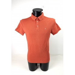 J.LINDEBERG   POLO SHIRT  REGULAR FIT ORANGE M Herren  ORIGINAL