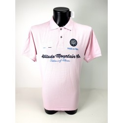 8848 ALTITUDE POLO SHIRT   PINK XL Herren  ORIGINAL