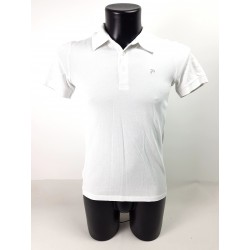 PEAK PERFORMANCE POLO SHIRT  WEISS S Herren  ORIGINAL
